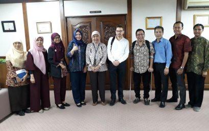 Rapat pelaksanaan Coaching Program PPEI dan program SCORE ILO