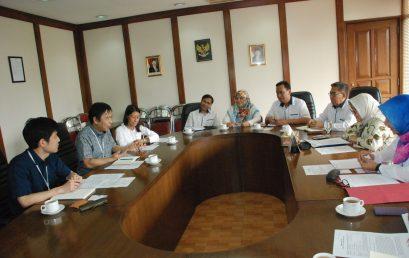 Pertemuan PPEI dengan JICA, 30 Juli 2018