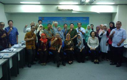 Kegiatan Focus Group Discussion (FGD) Tahap I  Penyusunan KKNI, 5 Juli 2018