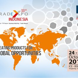 Trade Expo Indonesia 2018 | PPEI