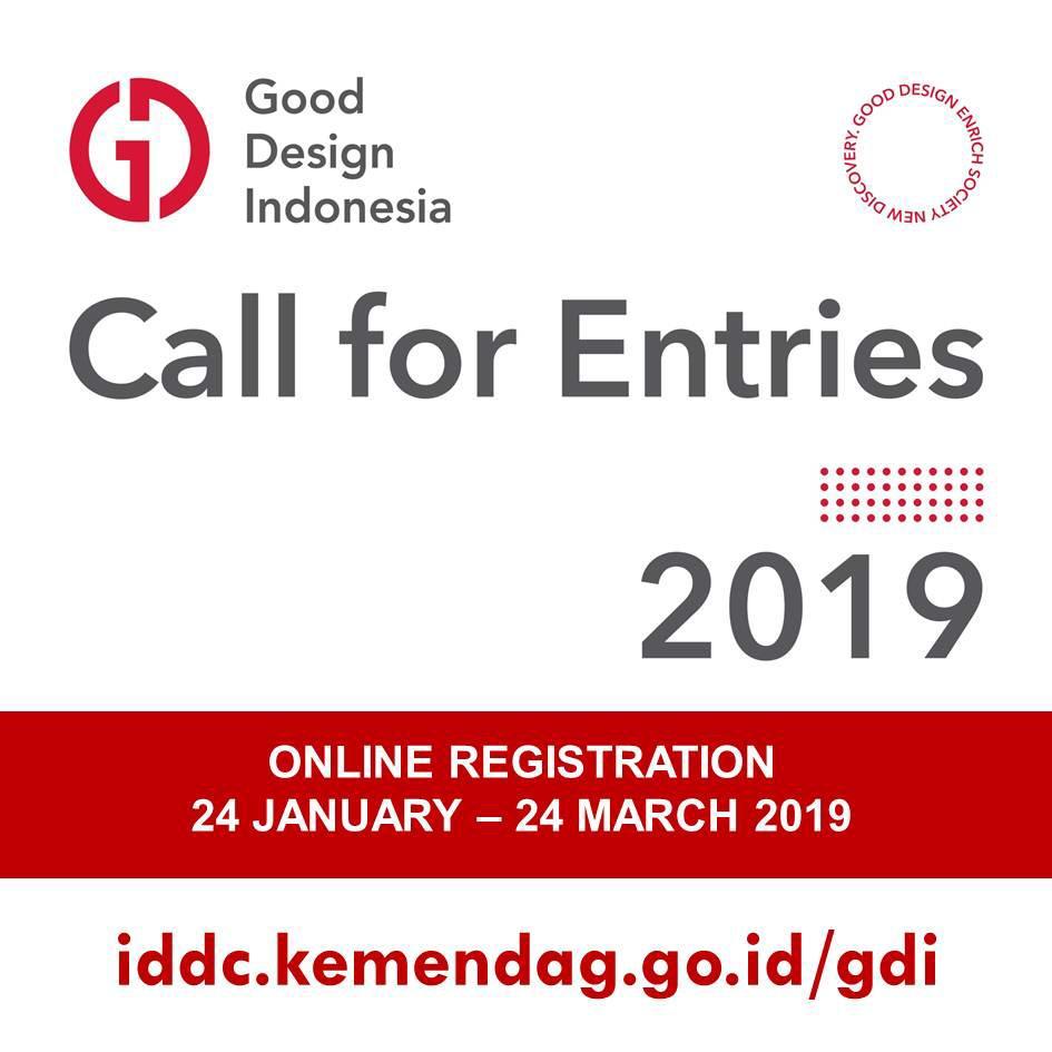Good Design Indonesia 2019
