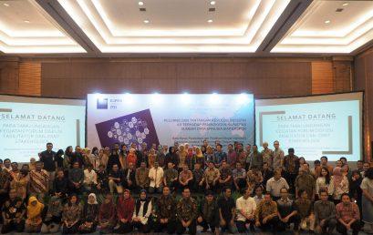 Materi Forum Diskusi Fasilitator dan Joint Stakeholder 2019