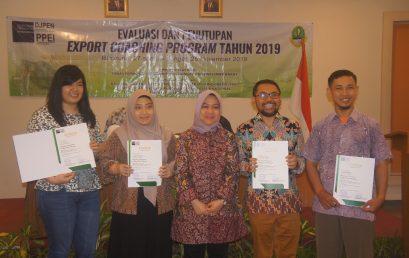 Evaluasi dan Penutupan Coaching Program Jawa Barat 2019