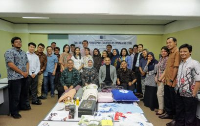 Evaluasi dan Penutupan Coaching Program Jakarta 2019