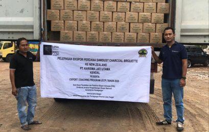 2 Peserta Export Coaching Program di Jawa Tengah Berhasil Ekspor di Tengah Pandemi Covid-19