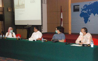 Kunjungan Staf Khusus Menteri Perdagangan serta Anggota Komisi VI DPR RI ke PPEI