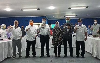 """Pembukaan Pelatihan """"Bagaimana Memulai Ekspor"""" kerja sama antara Balai Besar PPEI dengan Pemerintah Daerah Kabupaten Sumedang"""