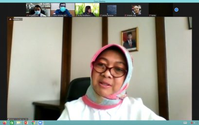 Balai Besar PPEI bekerja Sama dengan Disperindag Provinsi Jawa Timur Menyelenggarakan Training of Exporter melalui Webinar pada Export Coaching Program wilayah Jawa Timur