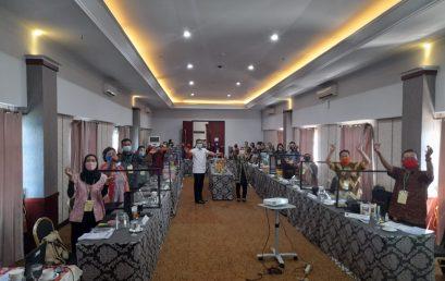 """Pembukaan Pelatihan """"Bagaimana Memulai Ekspor"""" kerja sama antara Balai Besar PPEI dengan PT. Bank Rakyat Indonesia (Persero)"""