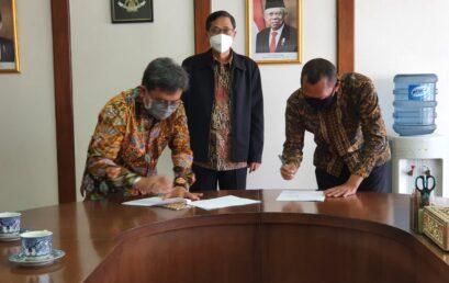 PPEI Tandatangani MoU Kerja Sama Pelatihan Ekspor dengan Dinas Perdagangan Kota Pekalongan