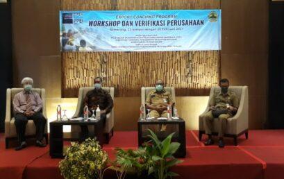 Export Coaching Program (ECP) 2021 Semarang, di Provinsi Jawa Tengah