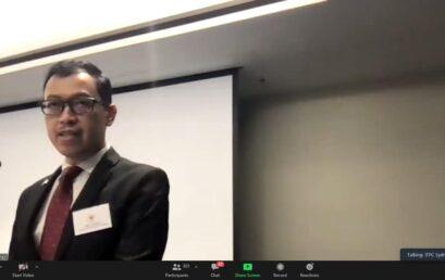PPEI kerja sama dengan KJRI dan ITPC Sydney, Gelar Pelatihan Online Ekspor Impor bagi Diaspora dan pelaku usaha Indonesia