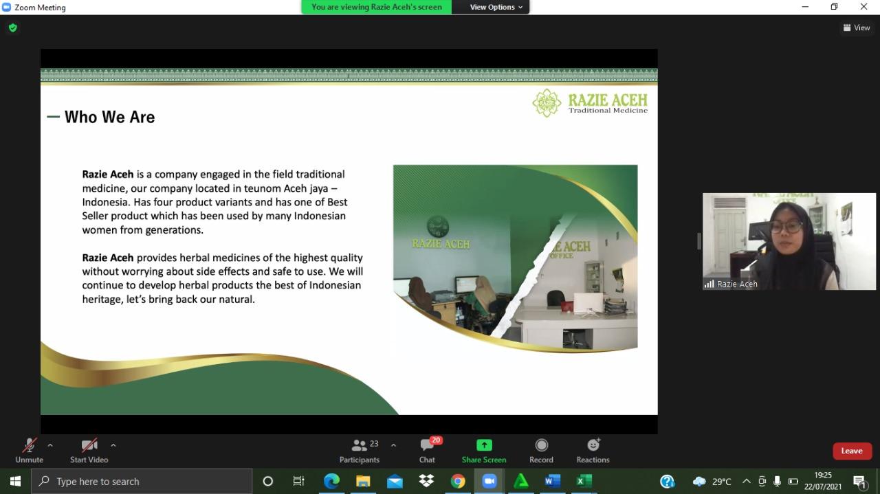 ITPC Lagos Kerja Sama dengan PPEI Menyelenggarakan Virtual Business Matching Produk Jamu dan Herbal