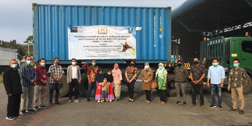 Tingkatkan Ekspor di Masa Pandemi, Kemendag Gelar Export Coaching Program bagi Kalangan Pebisnis di 10 Provinsi Indonesia