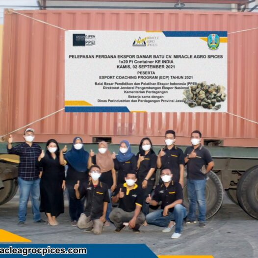 Ekspor Perdana, Pasar baru Ekspor dan Buyer baru Ekspor Peserta Export Coaching Program Wilayah Jawa Timur